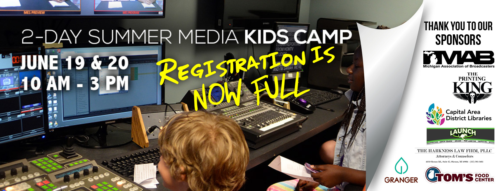 HOMTV Offers Kids an Opportunity to Explore Different Aspects of Television