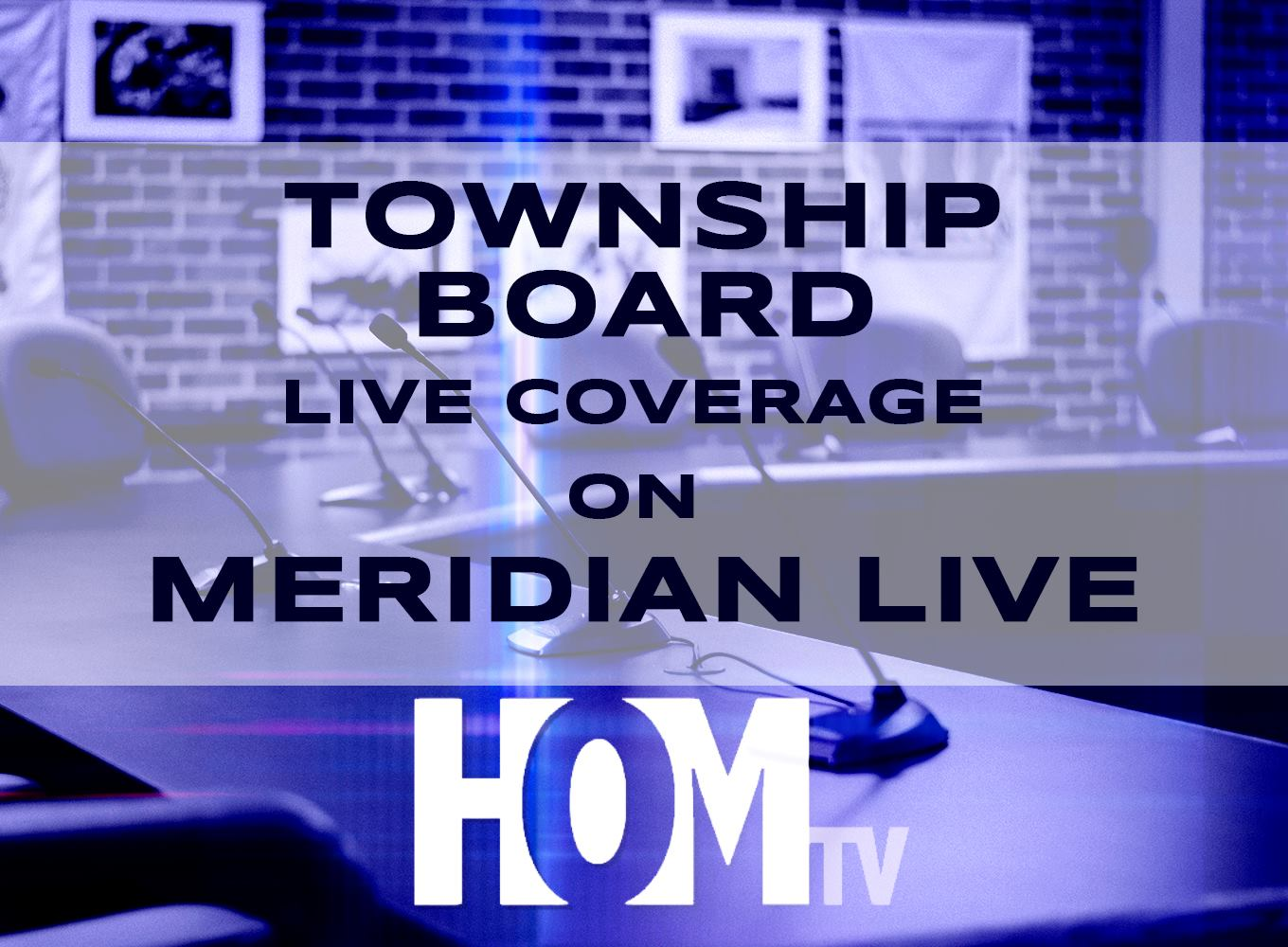 WATCH REPLAY: July 7th Township Board Virtual Meeting