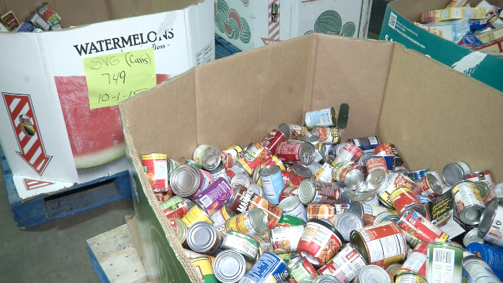 Greater Lansing Food Bank Donations Down Nearly 30 Percent
