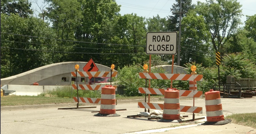 Okemos Road Bridge Expected to Open 