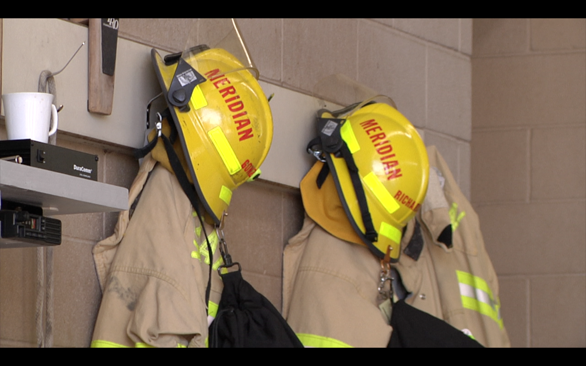 Meridian and Alaiedon Fire and 