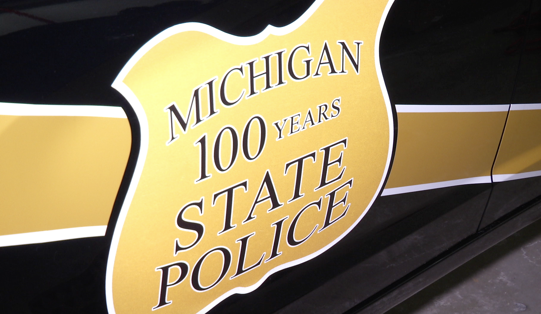 Michigan Sate Police Celebrate 100 Years