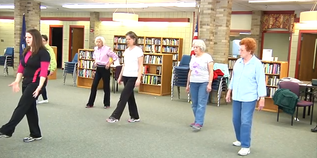 Dance Classes Offered at Meridian 