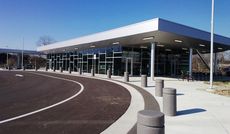 Capital Area Multi-Modal Gateway now offering CATA services