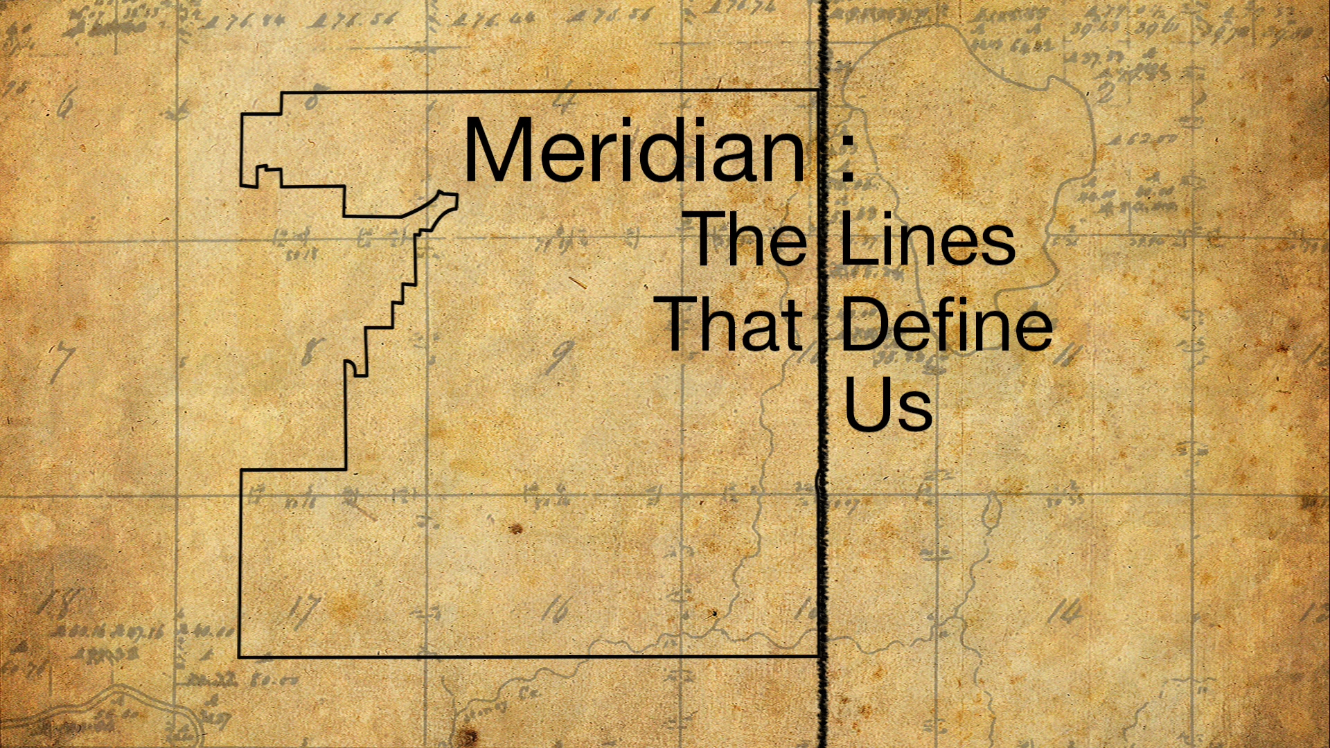 The Lines That Define Us: History of Meridian Township