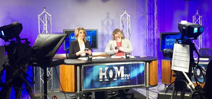 Become a Community Media Sponsor - HOMTV Hosts Studio Open House