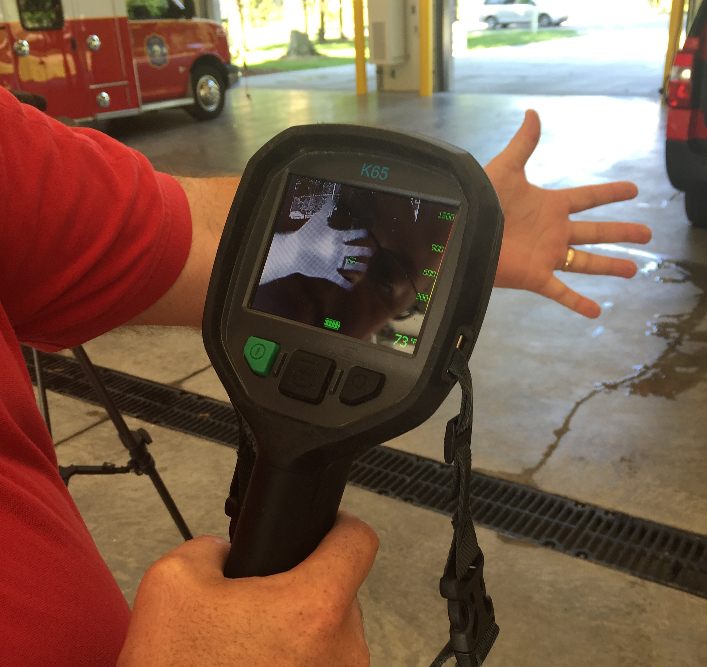 Thermal Imaging Camera A Great Tool for  Rescue Situations
