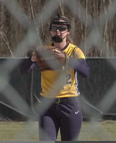 Vikings Hurler Erin Panter a Humble  Leader on the Field