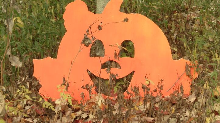 Spooky Fun at Harris Nature Center's  Annual Halloween Adventures