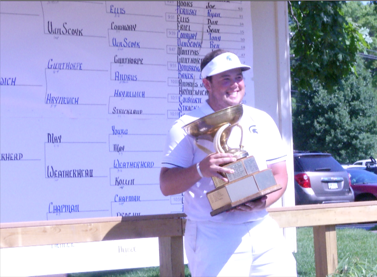 Weatherhead Wins 105th Annual Michigan 