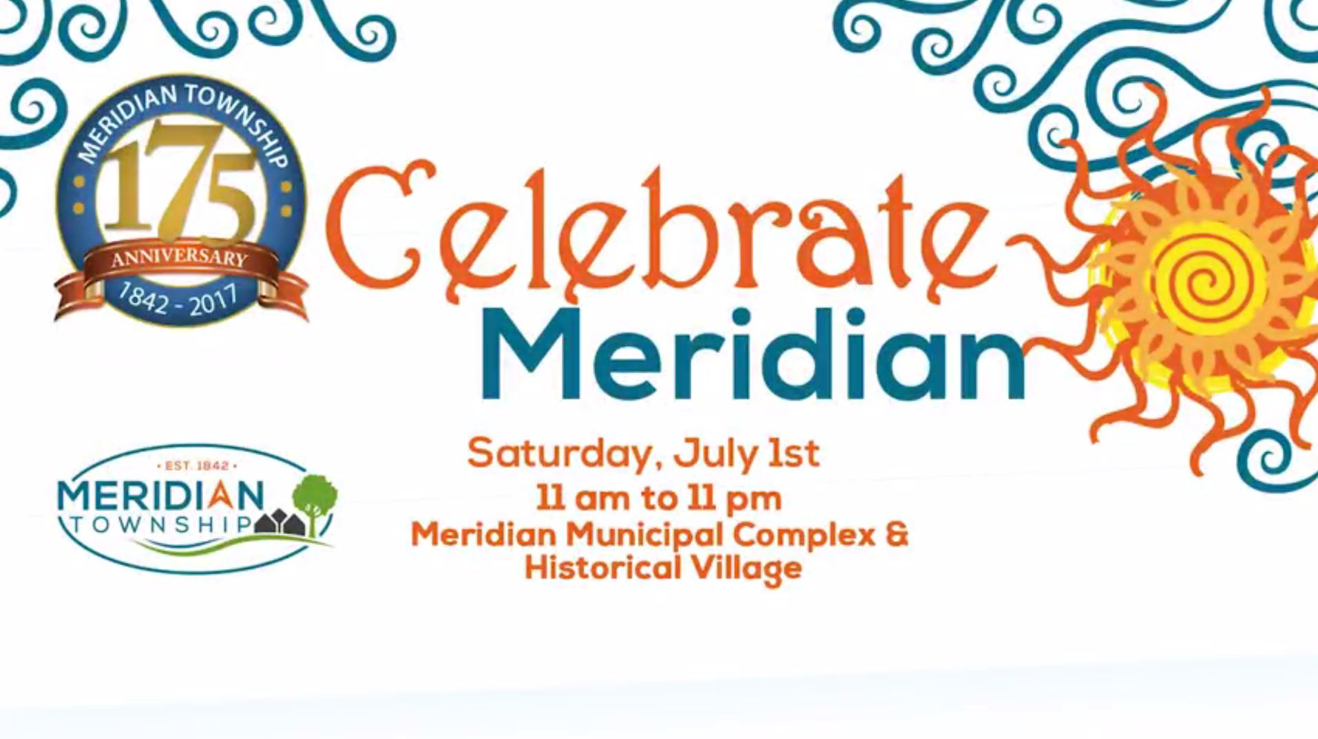2017 Celebrate Meridian Event Coverage