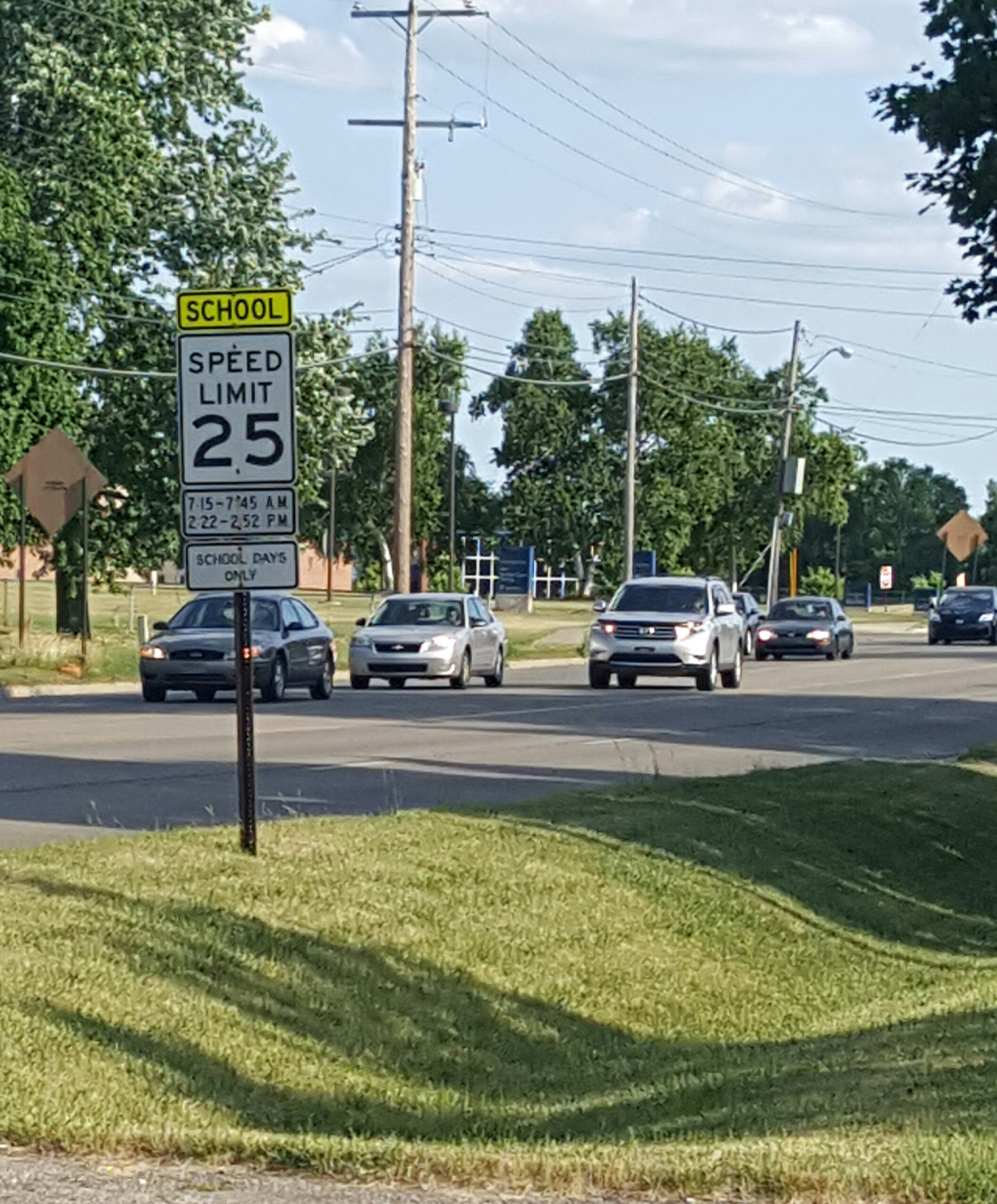 Traffic Study to Be Conducted on Marsh  Road to Address Safety