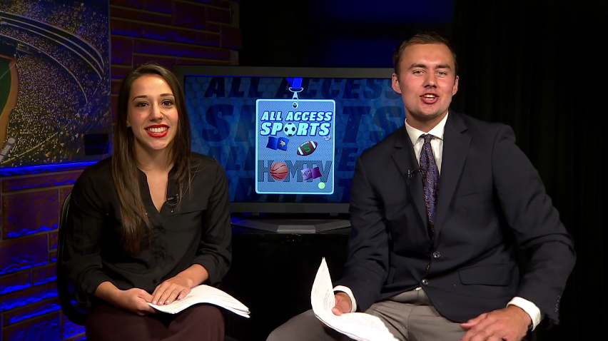 Watch All Access Sports on HOMTV
