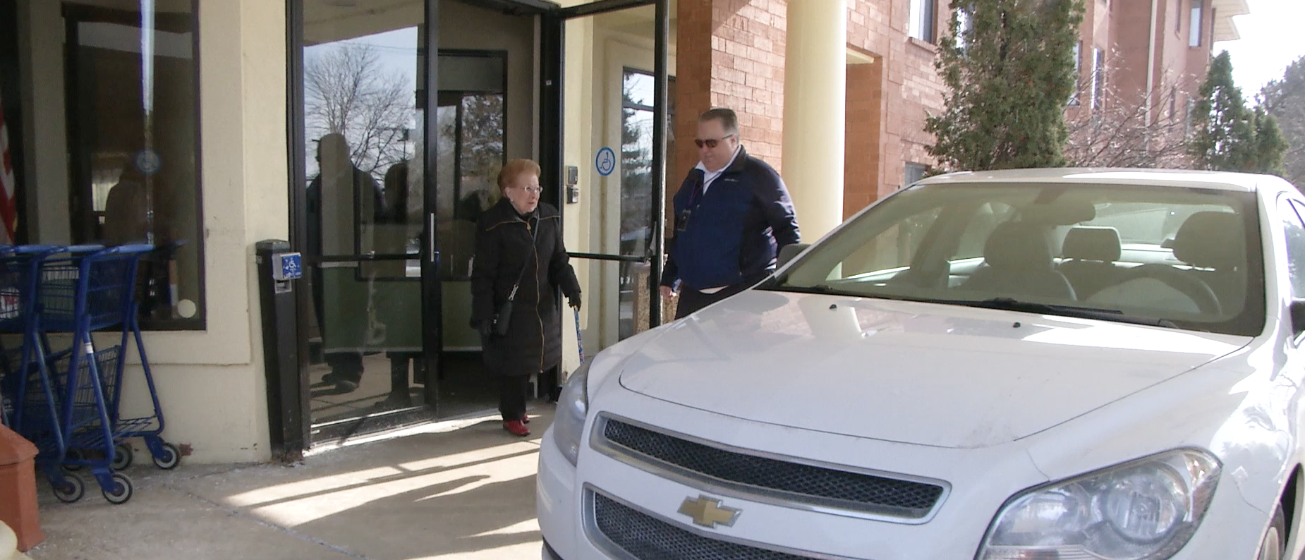 Driver on Call Program Gives Senior Residents Independence