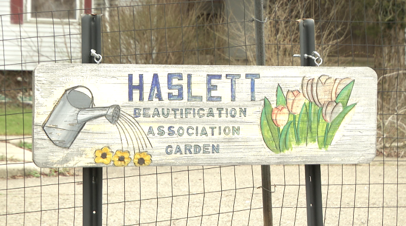 Haslett Beautification Association Looks 