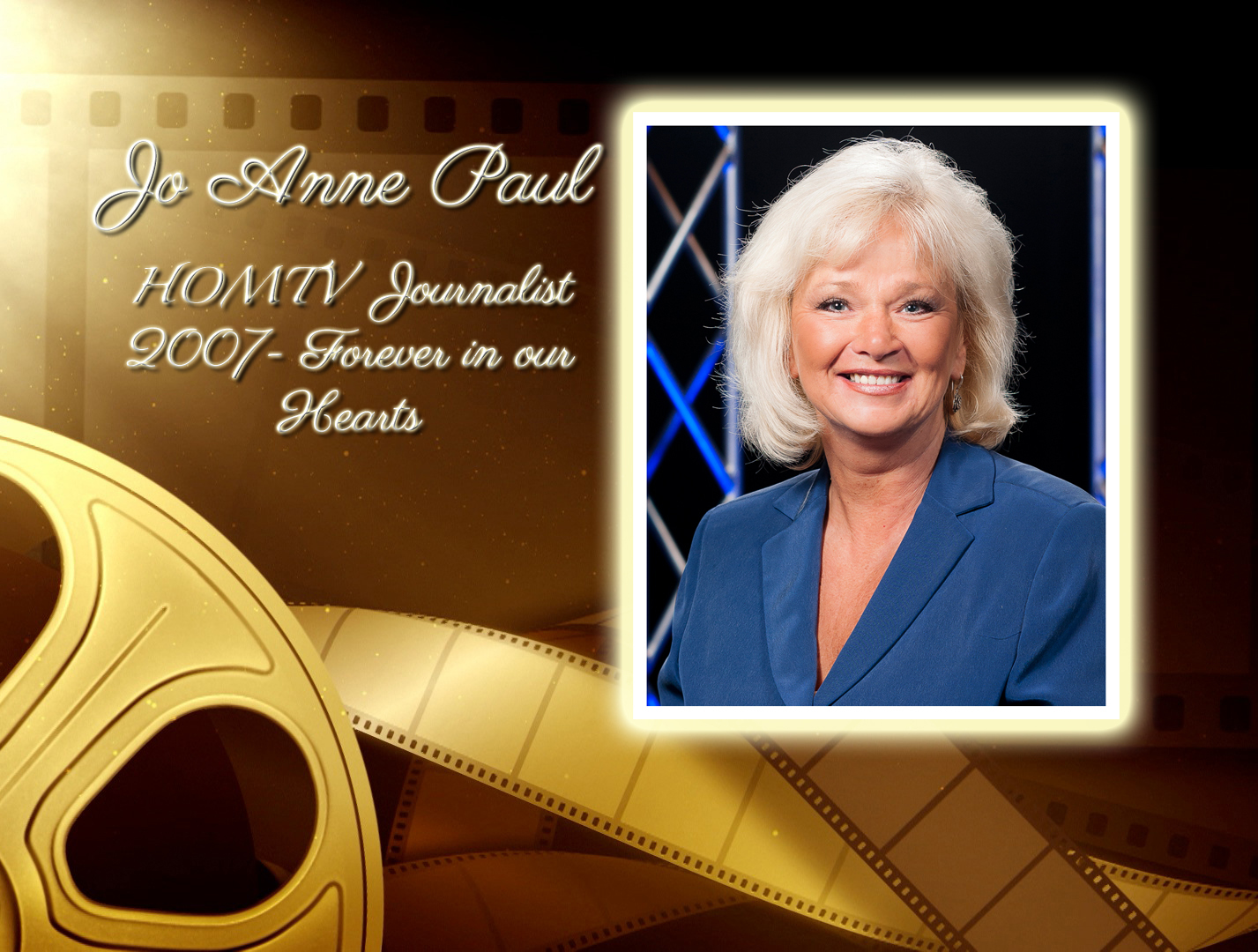 HOMTV Pays Tribute to Beloved Host