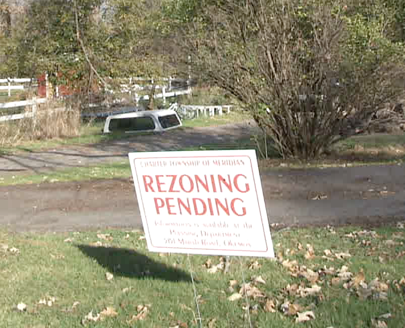 McCurdy Rezoning Approved