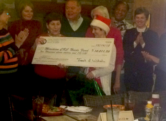 Meridian Cares Fundraiser Presented 