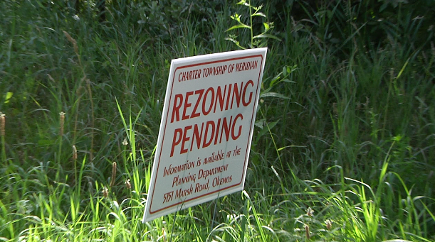 Rezoning of Mayberry Homes