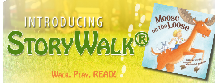 HOMTV LIVE Coverage of StoryWalk® Launch  in Meridian Township Parks