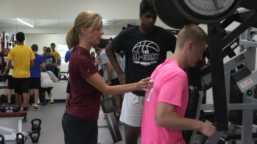 Okemos Athletics Has Higher Standards 