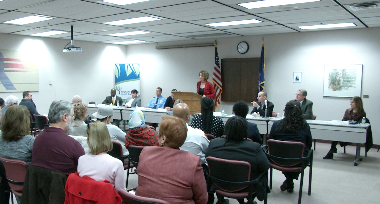 Opioid and Heroin Addiction Have Become  a Growing Problem in Ingham County