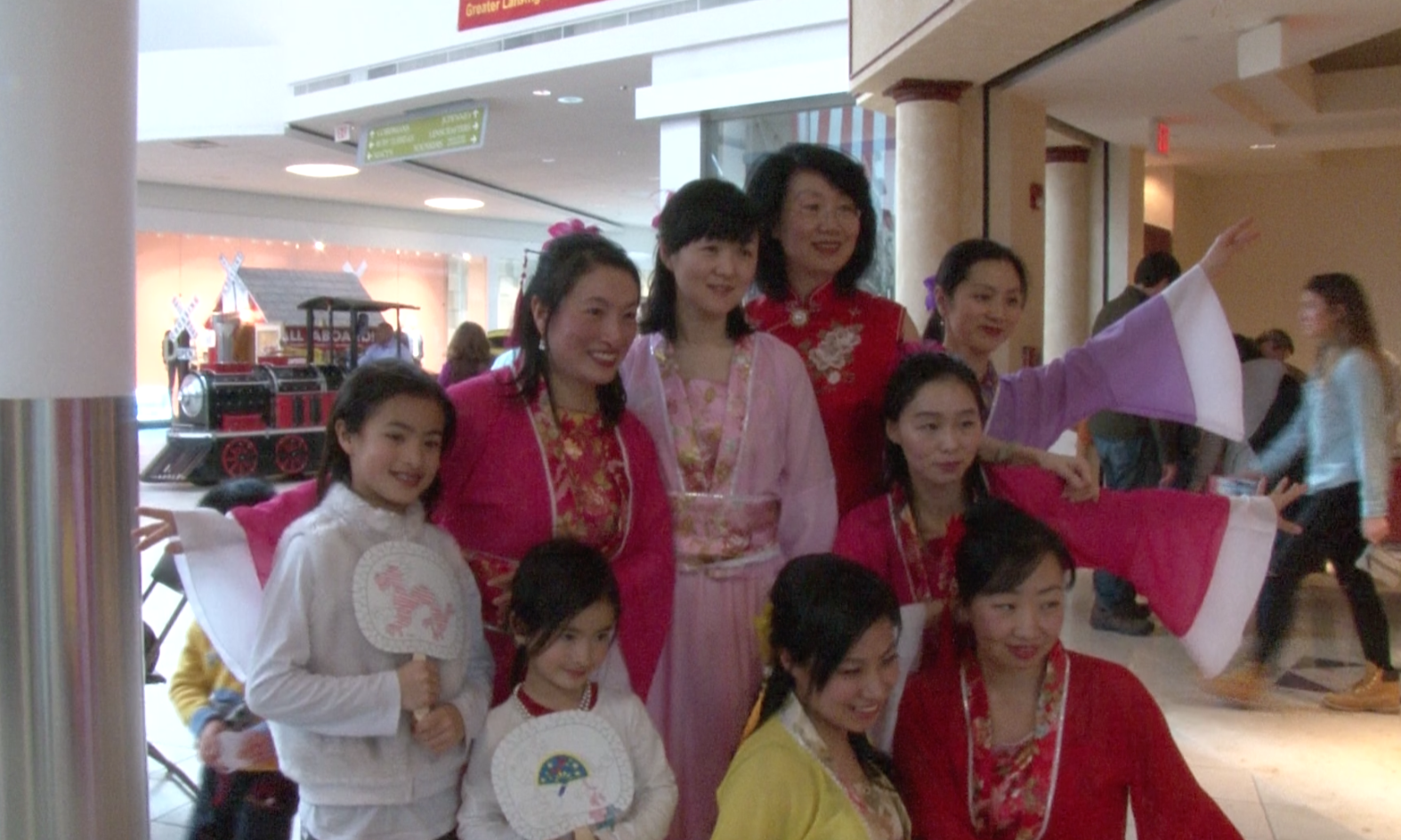 Meridian Township Celebrates Chinese New 
