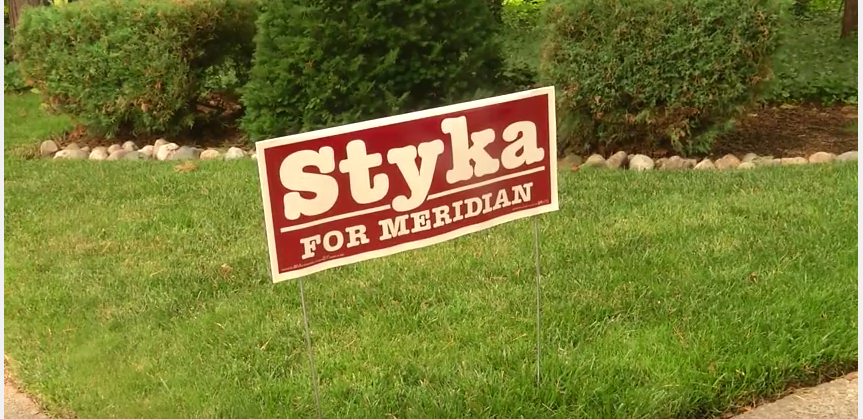 On the Campaign Trail: Ronald J. Styka 