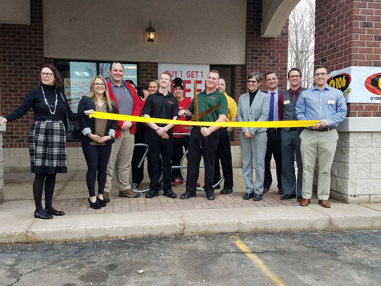 Two Local Businesses Have Grand Opening At New Location