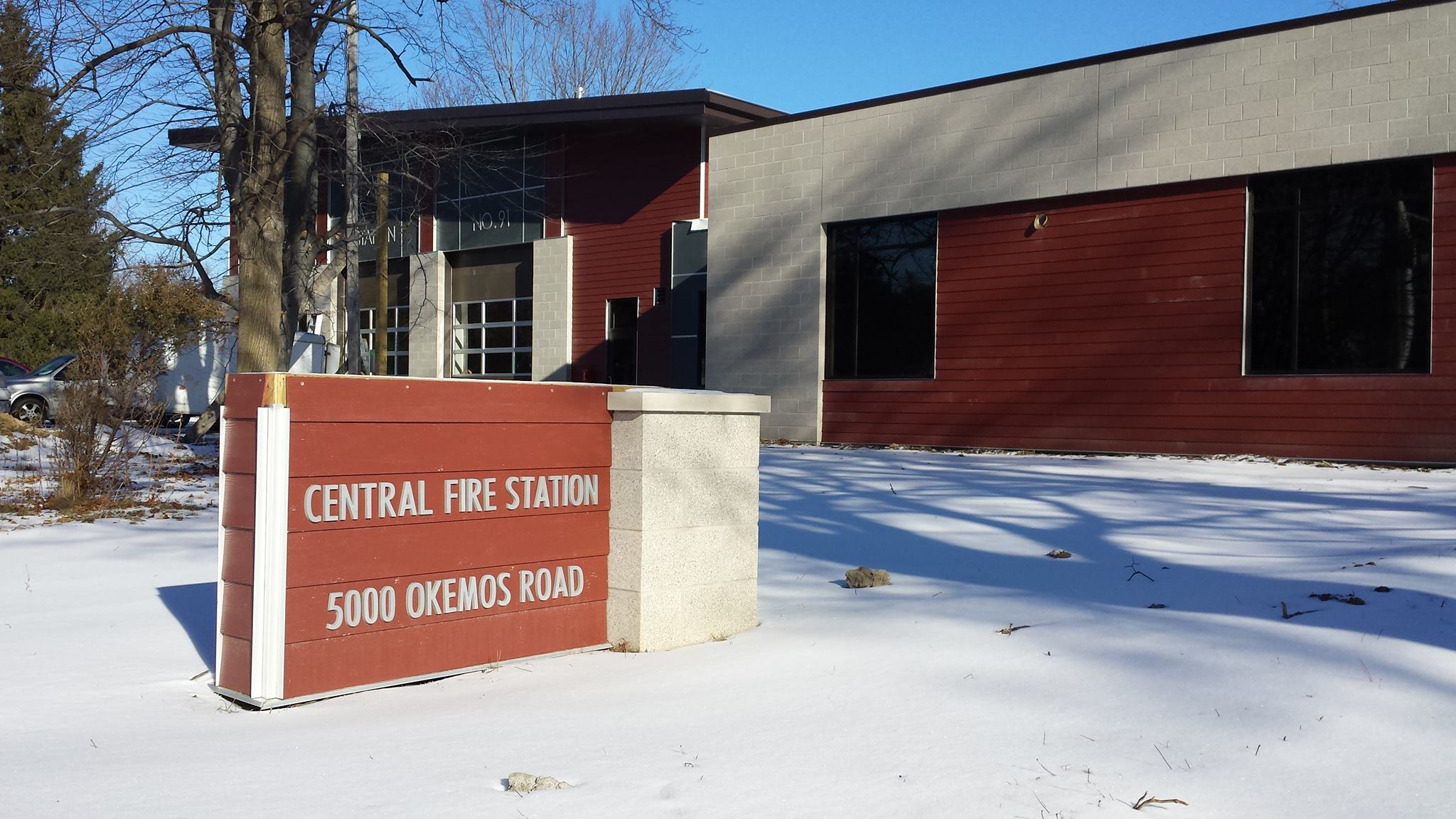 HOMTV LIVE Coverage of New Central Fire 