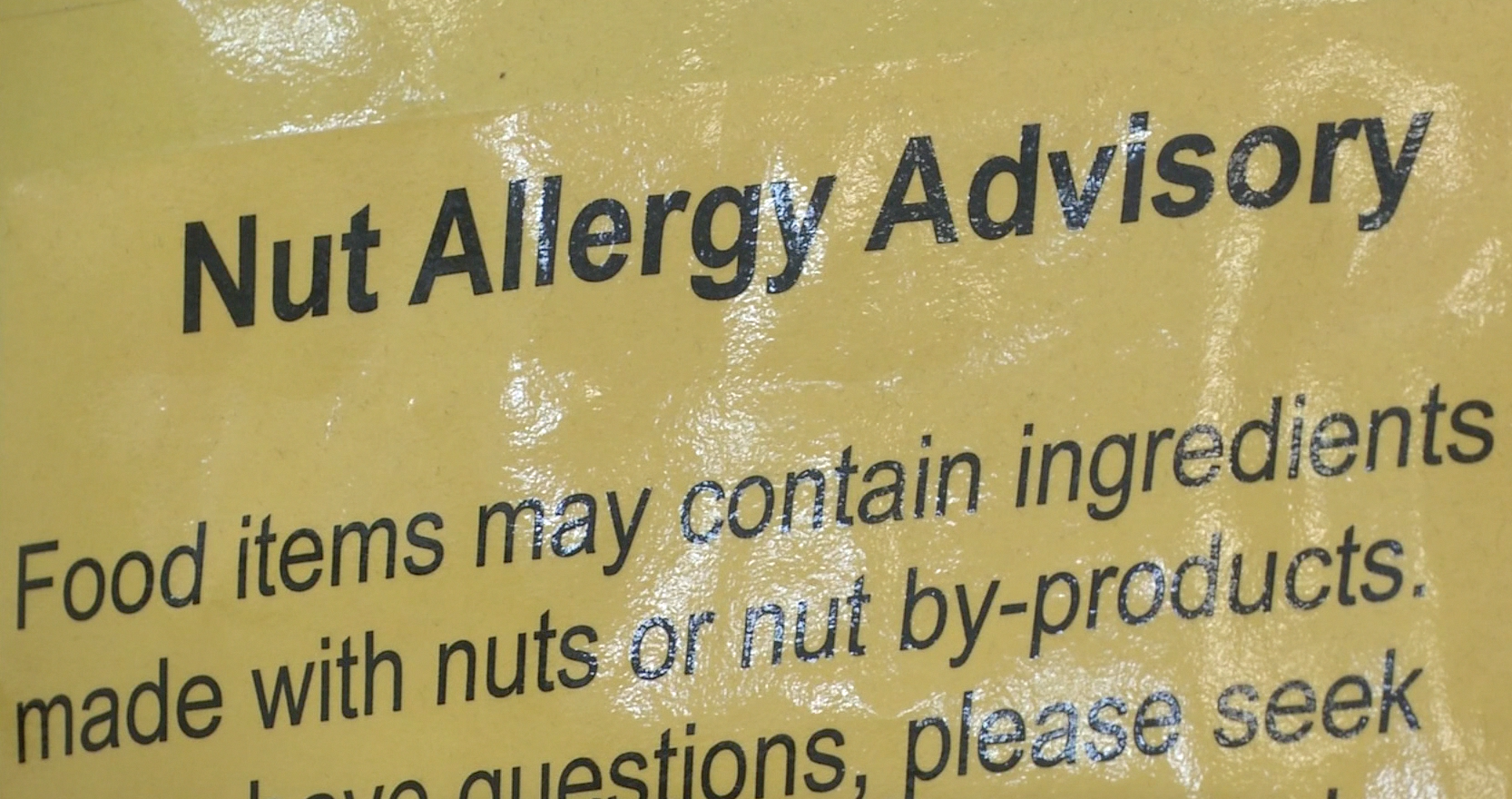 Food Allergies Affect the School 