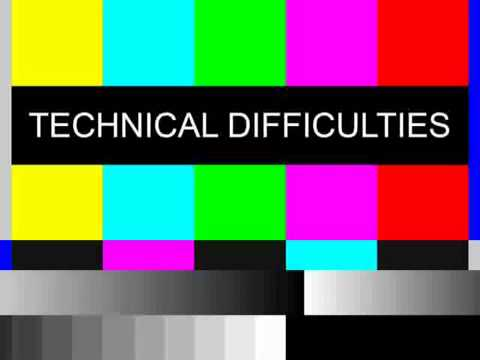 Programming Will Be Temporarily 