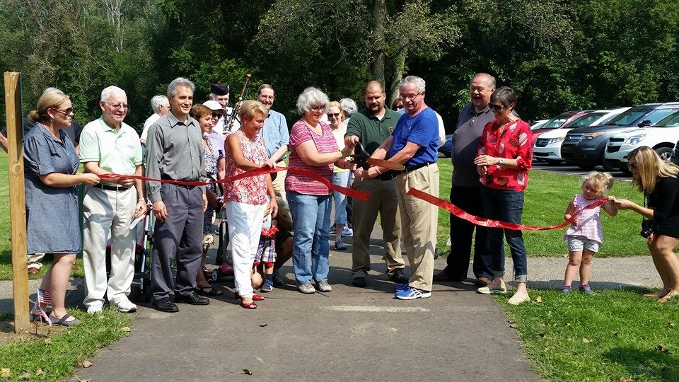 Wonch Park Improvements Celebrated with 